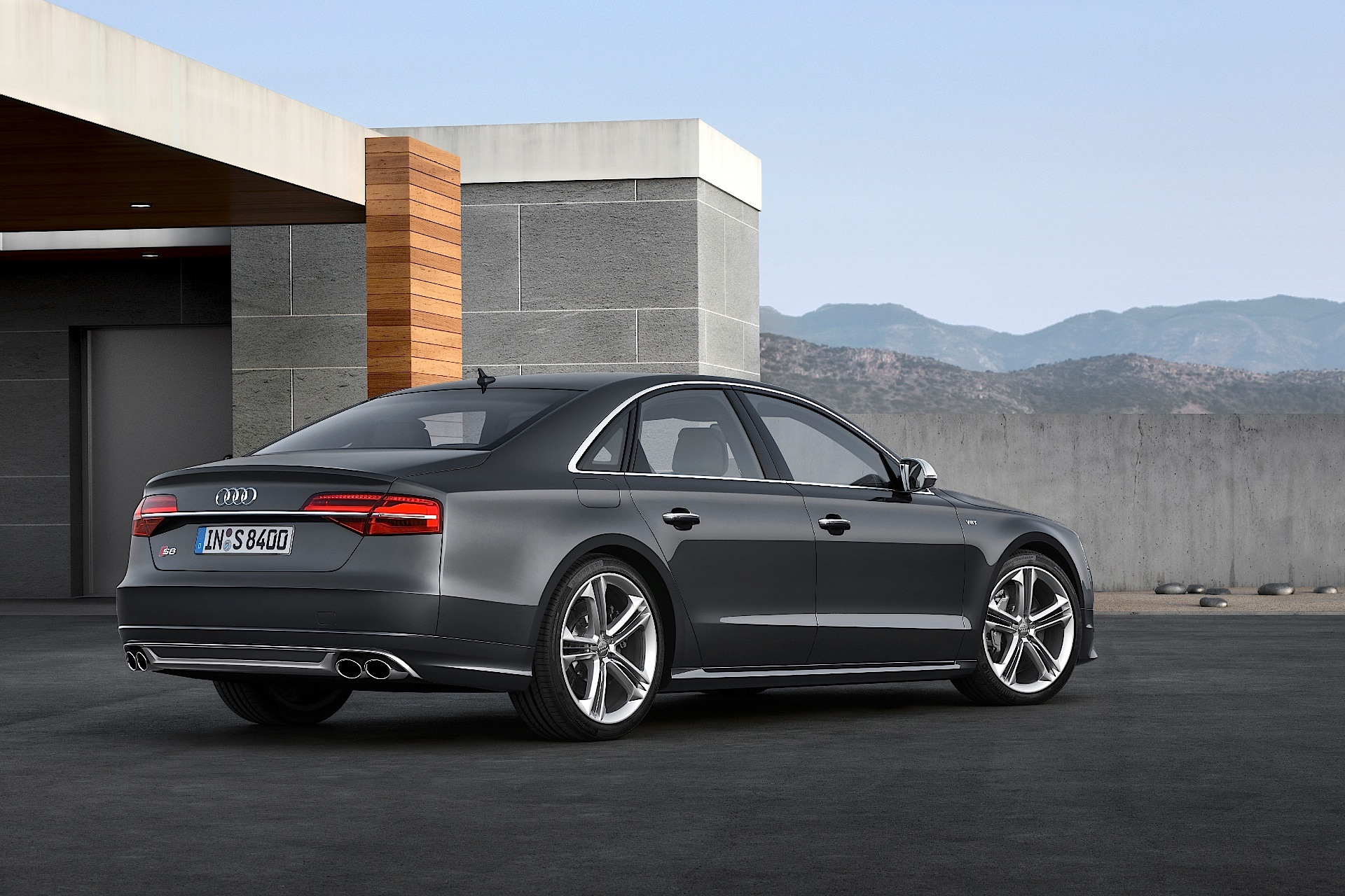 audi s8 2013 2014 2015 2016 autoevolution. Black Bedroom Furniture Sets. Home Design Ideas