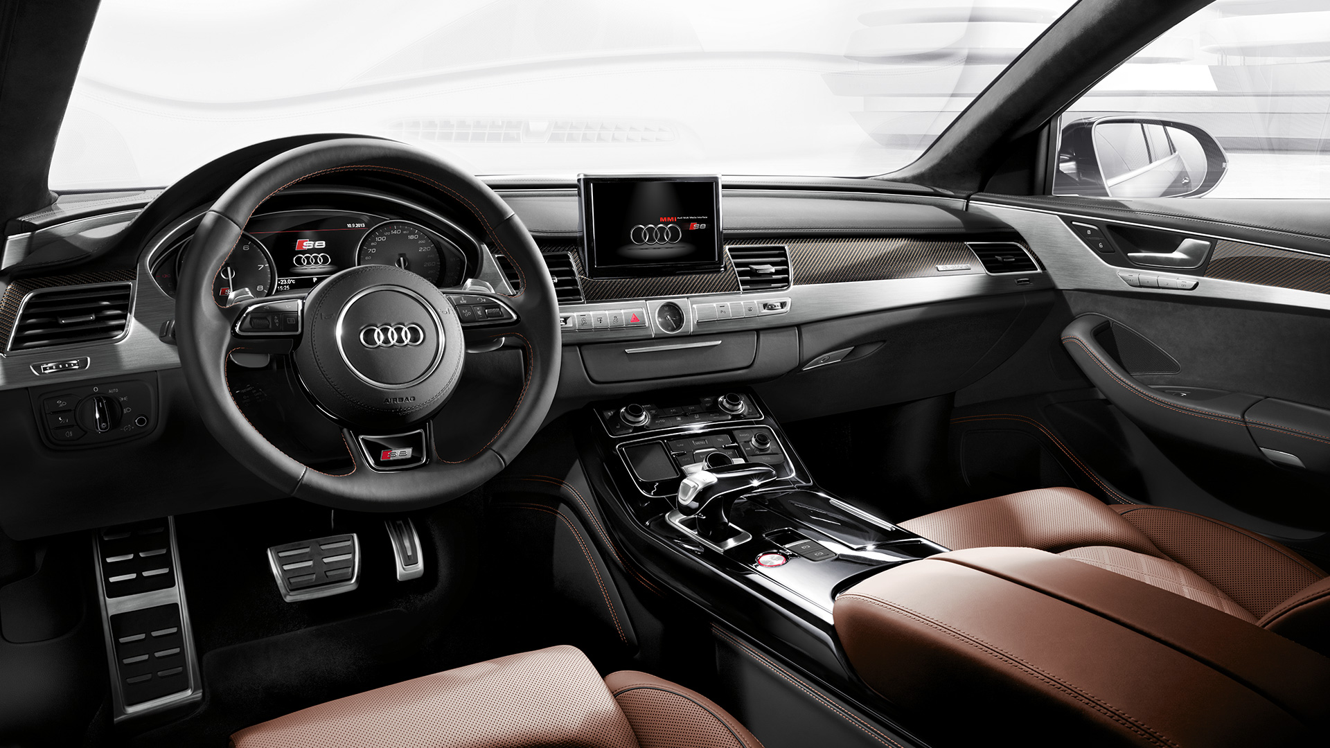 Audi s8 specs 2013 2014 2015 2016 2017 2018 for Interieur 2015