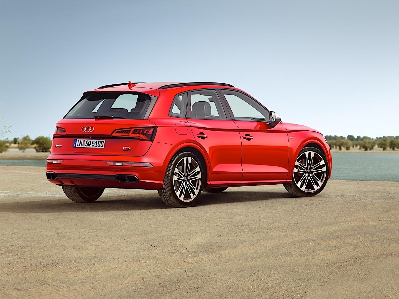Audi Sq5 2017 Present