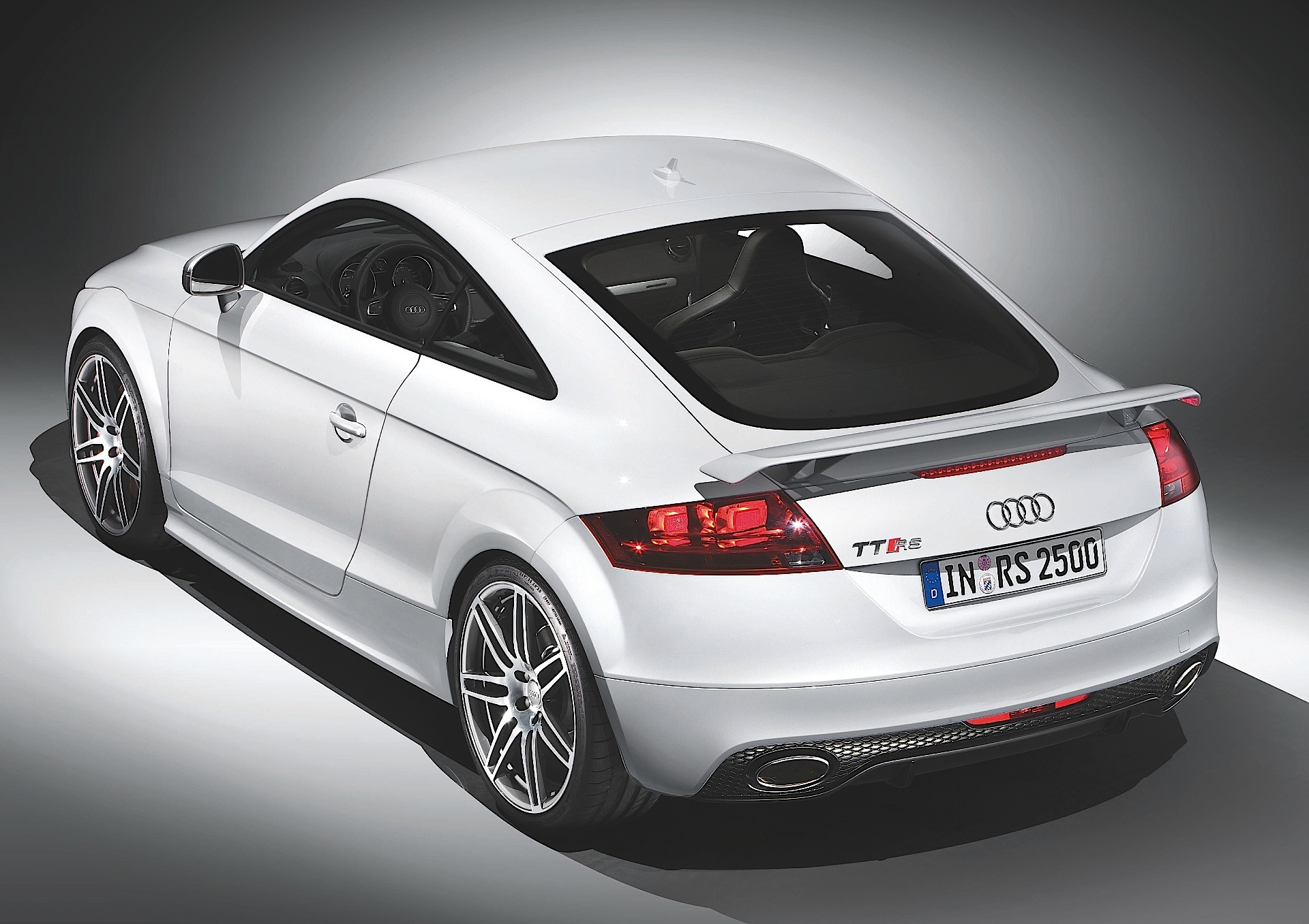 audi tt rs coupe specs photos 2009 2010 2011 2012. Black Bedroom Furniture Sets. Home Design Ideas