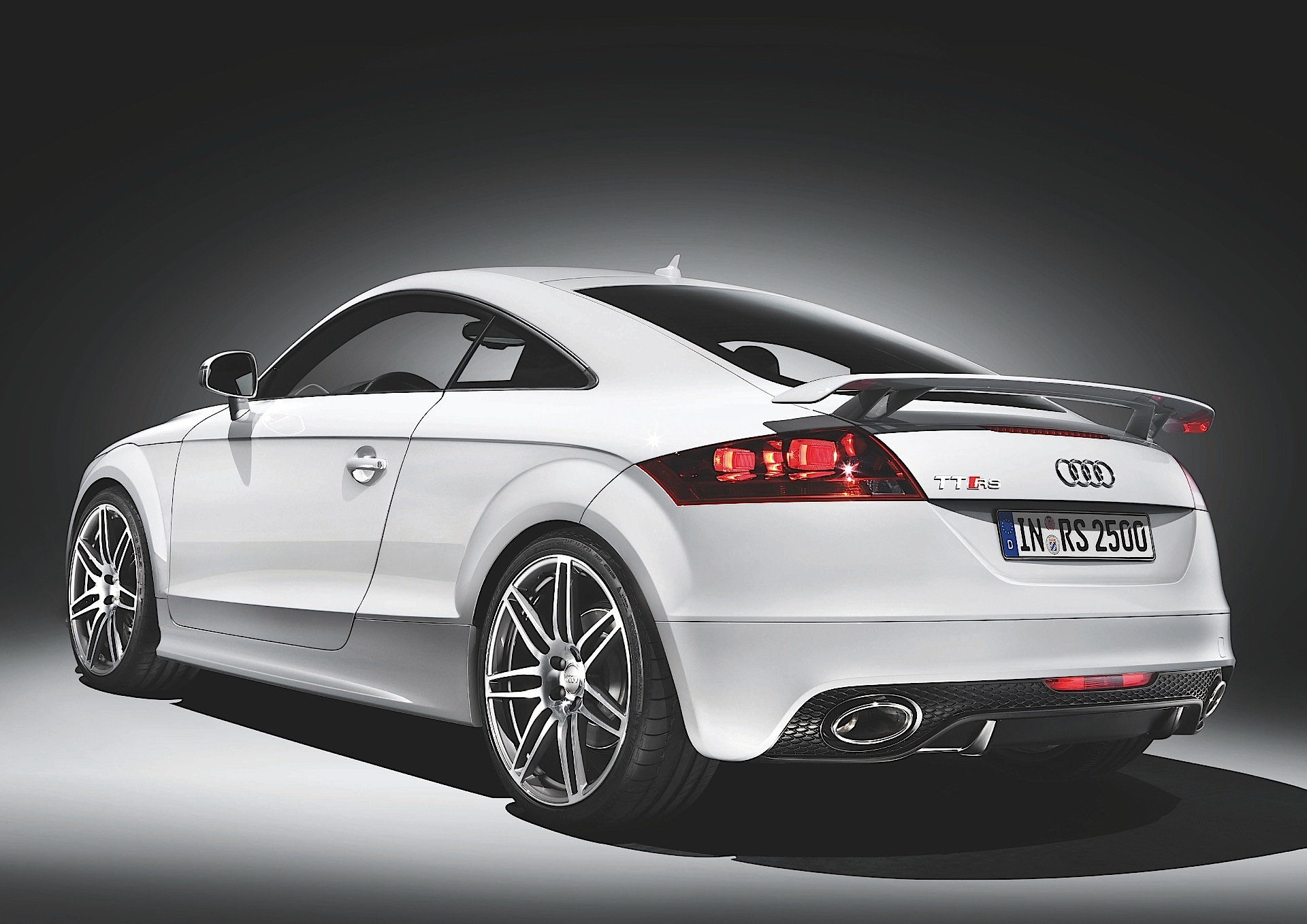 Audi Tt Rs Coupe Specs 2009 2010 2011 2012 2013 2014 Autoevolution
