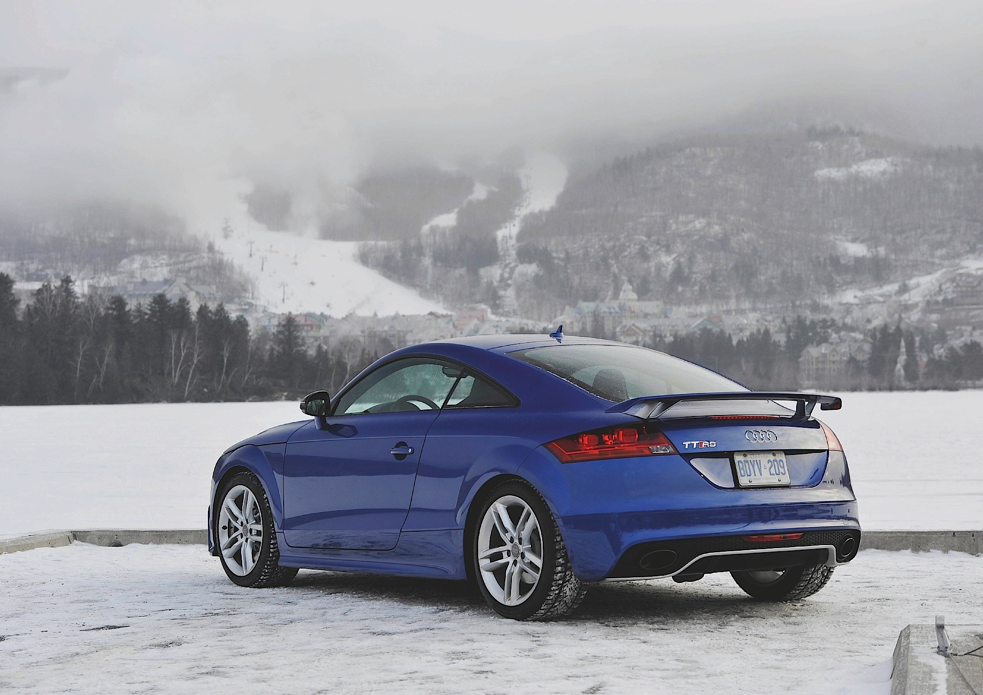 AUDI TT RS Coupe - 2009, 2010, 2011, 2012, 2013, 2014 ...