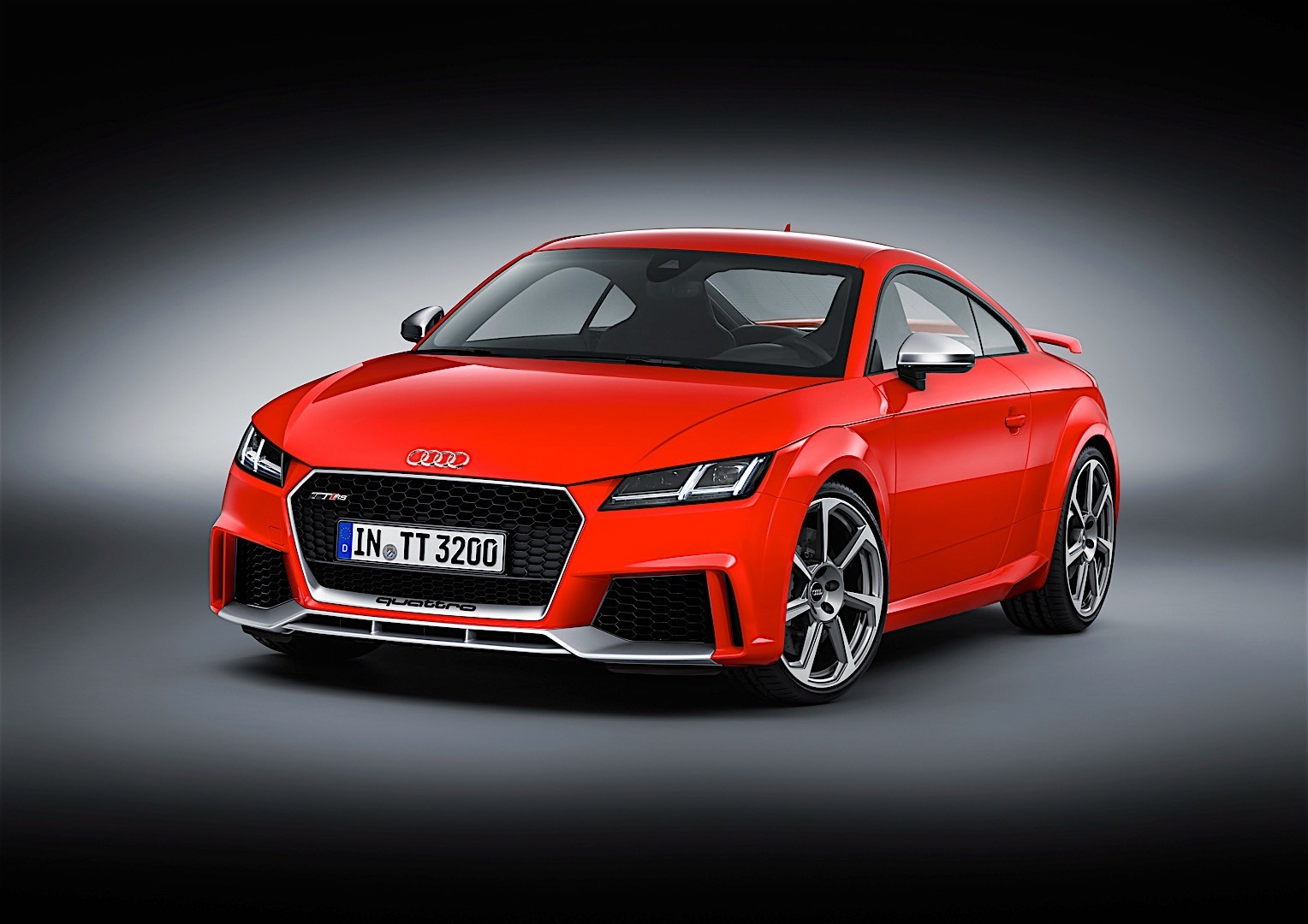 Audi Tt Rs Coupe 2016 2019