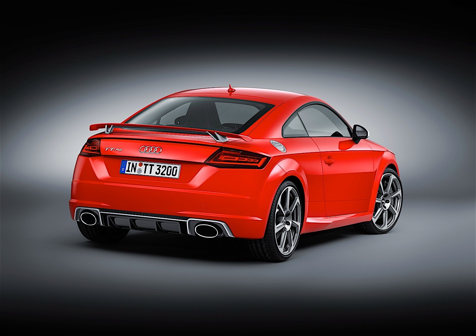 audi tt rs coupe specs 2016 2017 2018 autoevolution. Black Bedroom Furniture Sets. Home Design Ideas
