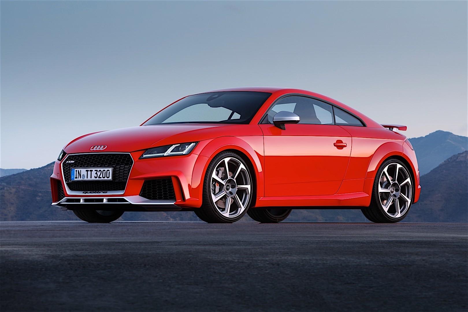Audi Tt Tyyppiviat