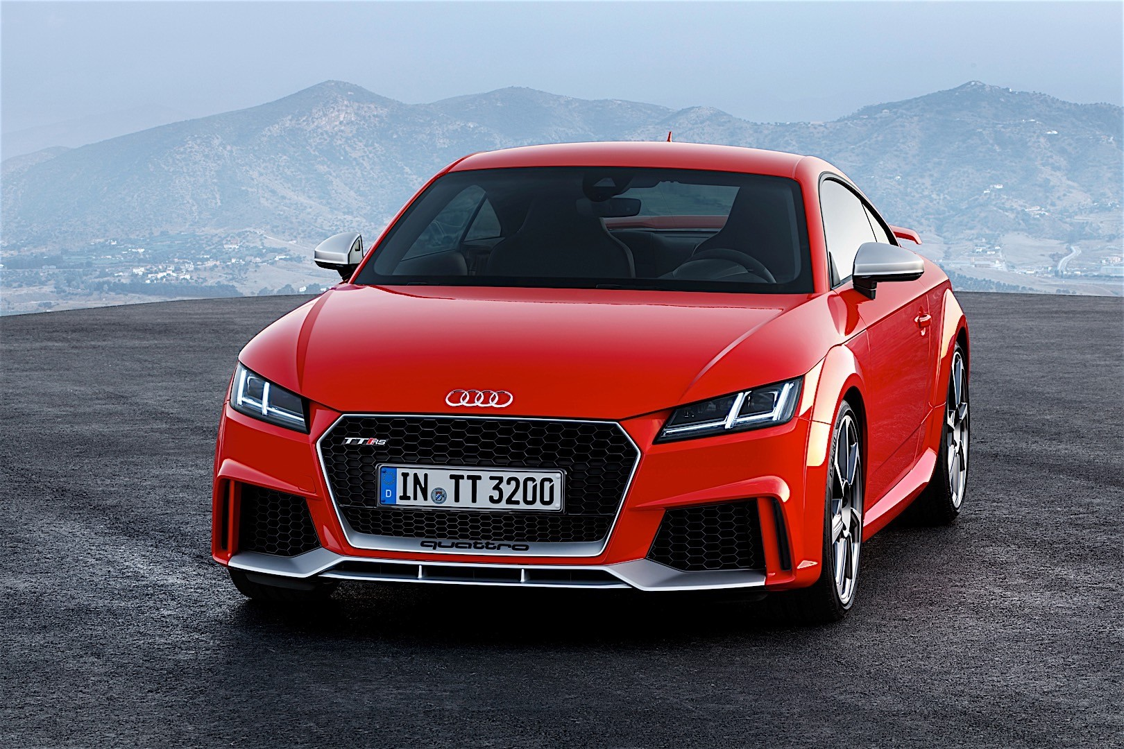 Audi A3 Sport >> AUDI TT RS Coupe specs & photos - 2016, 2017, 2018, 2019 ...