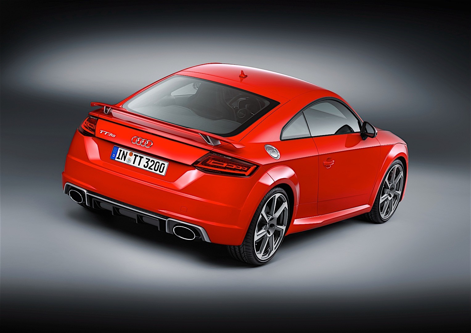 AUDI TT RS Coupe specs & photos - 2016, 2017, 2018, 2019 ...