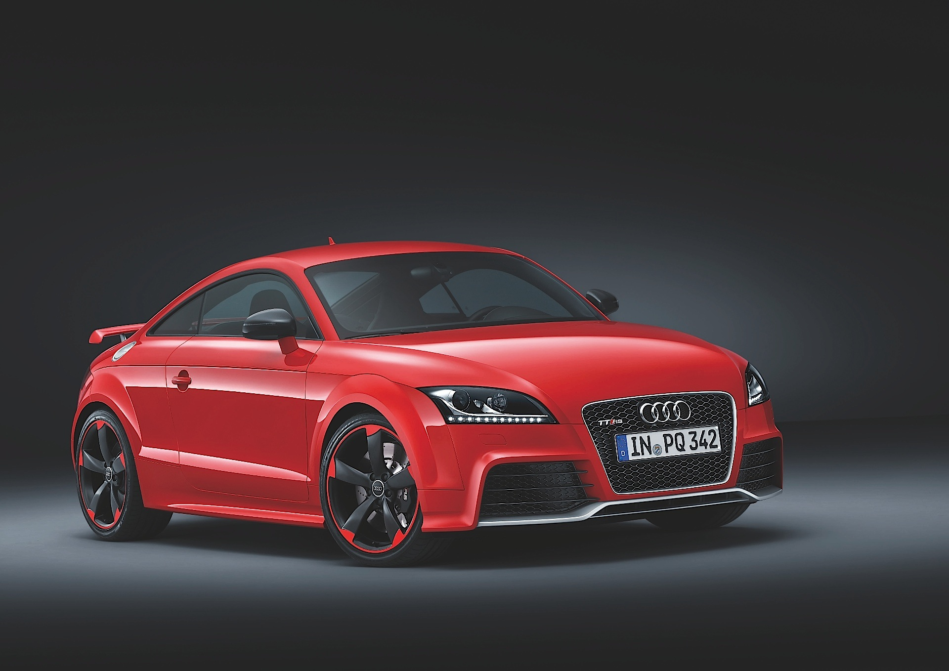 Audi Tt Rs Plus 2012 2013 2014 2015 2016 Autoevolution