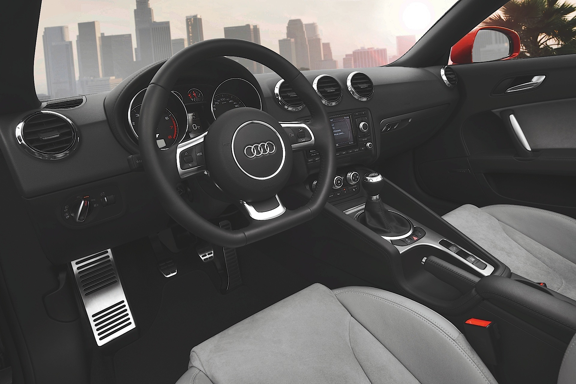Audi Tt Roadster 2007 2008 2009 2010 2011 2012