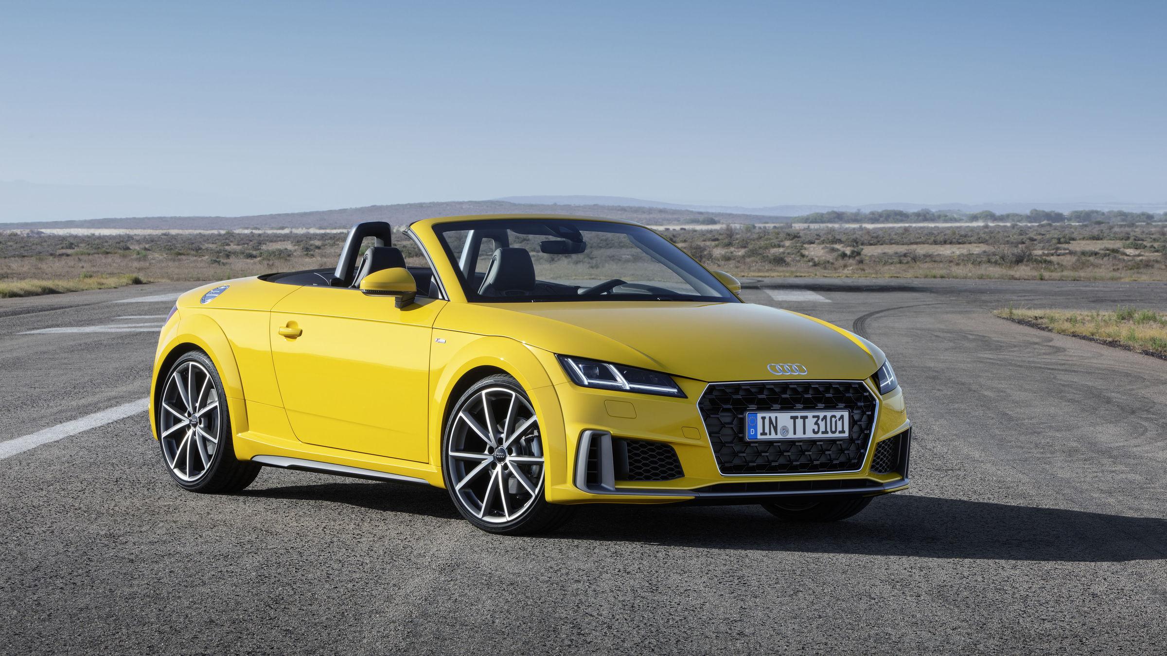 Kelebihan Audi Tt Roadster Perbandingan Harga