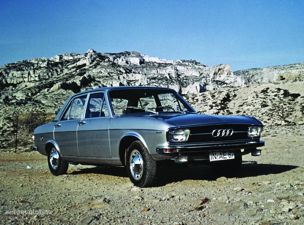 Audi 100 C1 Specs 1968 1969 1970 1971 1972 1973