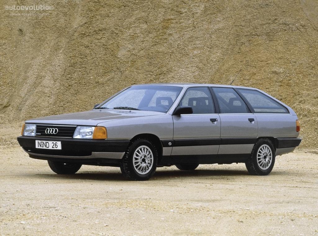 Audi 100 Avant C3 1983 1984 1985 1986 1987 1988 1989 1990