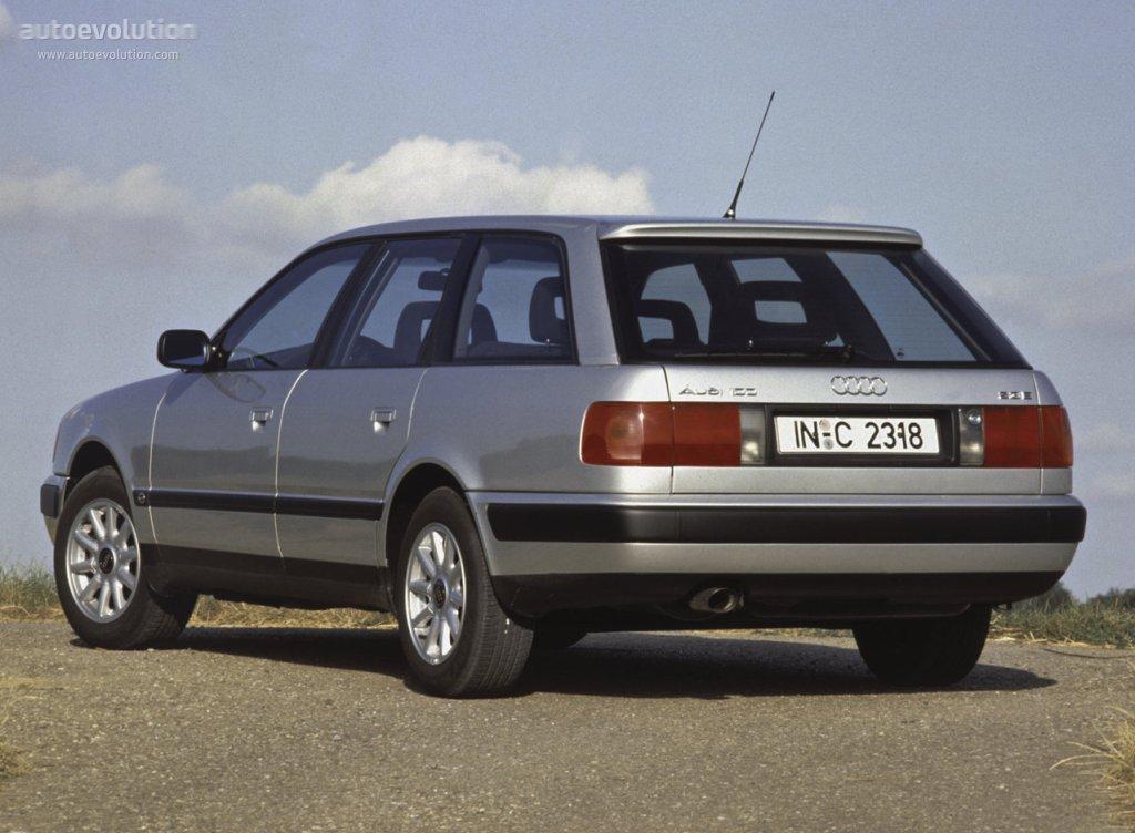 Audi 100 Avant C4 Specs 1991 1992 1993 1994