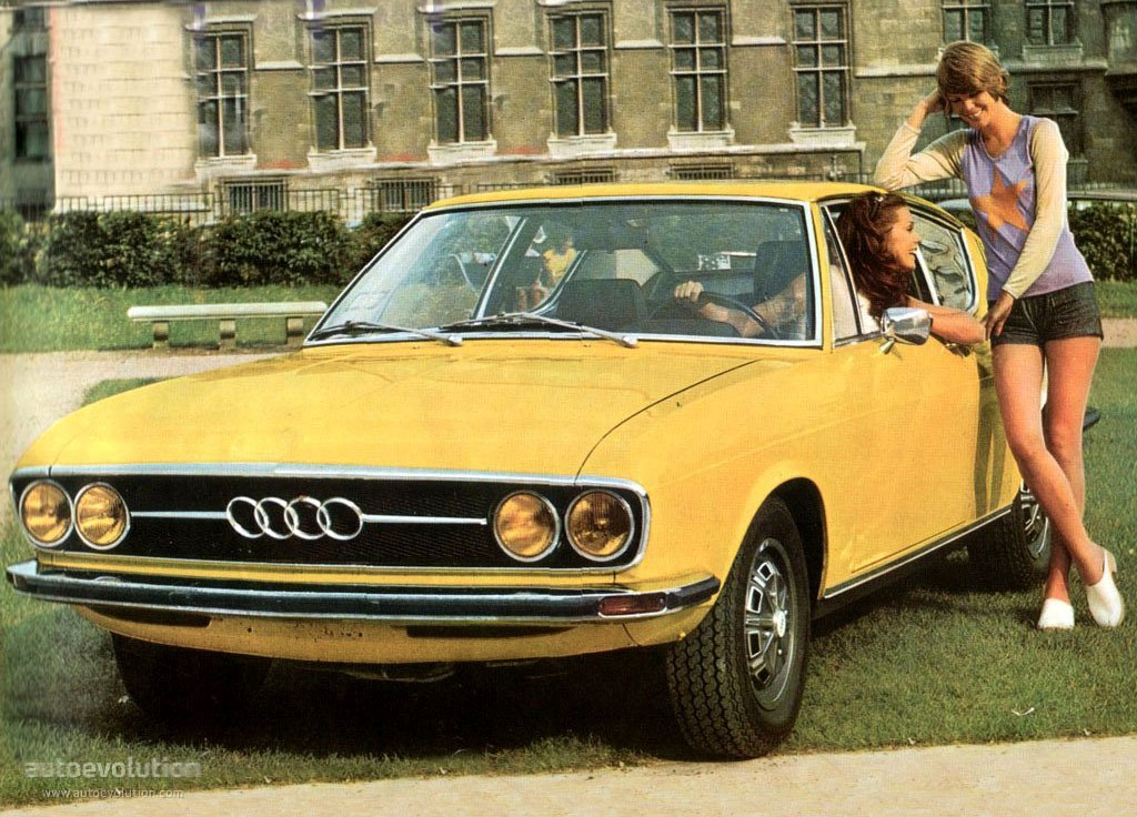 Audi 100 Coupe S Specs Amp Photos 1970 1971 1972 1973