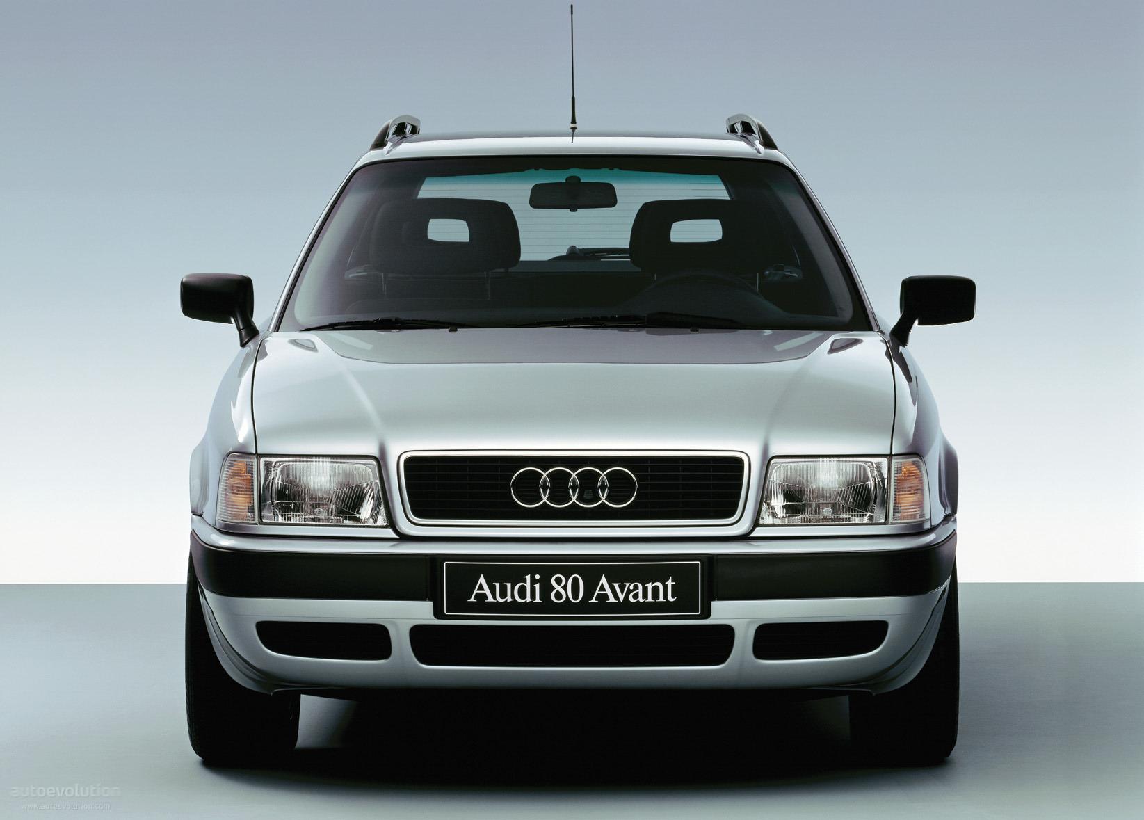 Audi 80 Avant B4 1991 1992 1993 1994 1995