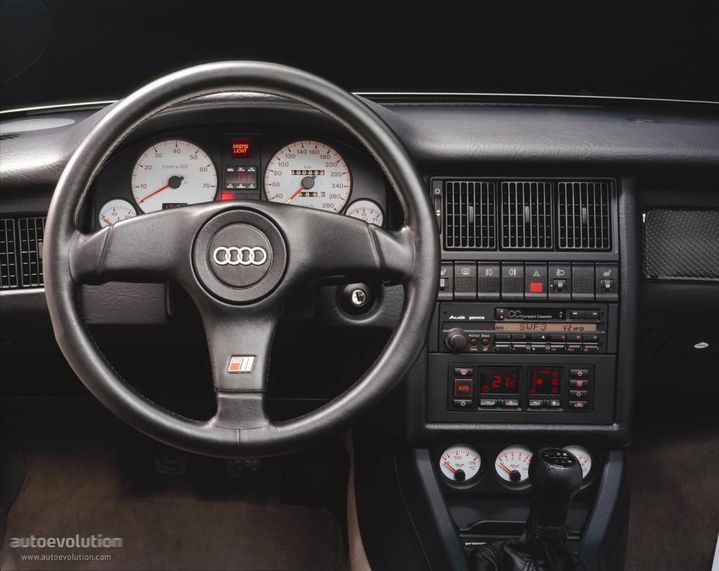 Audi 80 Avant S2 B4 1993 1994 1995 Autoevolution