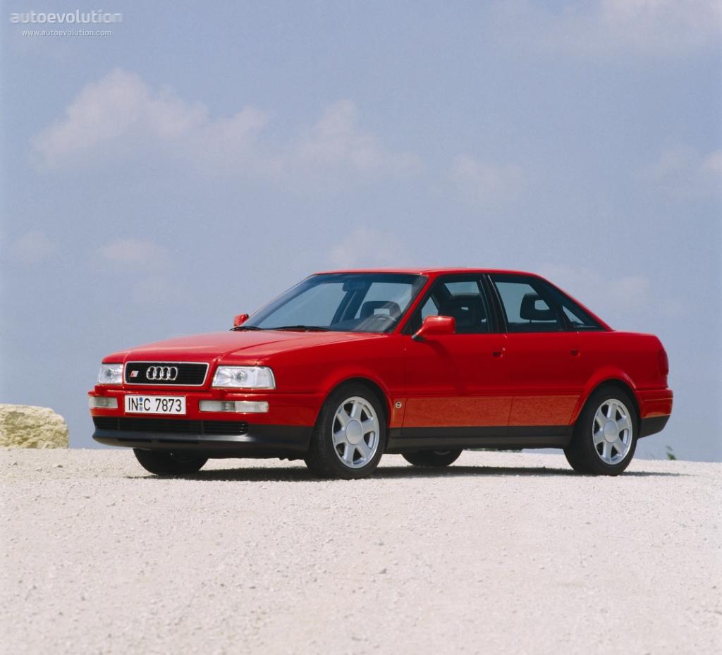 Audi 80 S2 B4 1993 1994 1995 Autoevolution