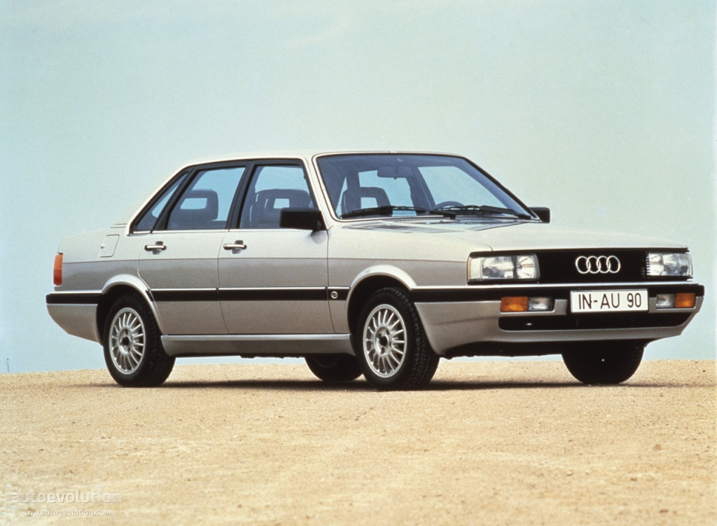 Audi 90 B2 Specs Amp Photos 1984 1985 1986 1987