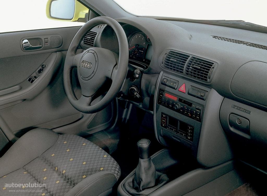 Audi a3 specs 1996 1997 1998 1999 2000 2001 2002 for Interieur 2000