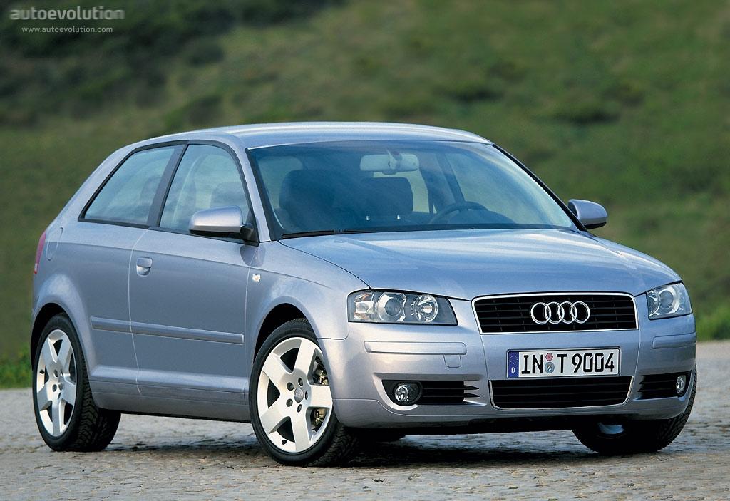 Audi A3 Specs Photos 2003 2004 2005 Autoevolution