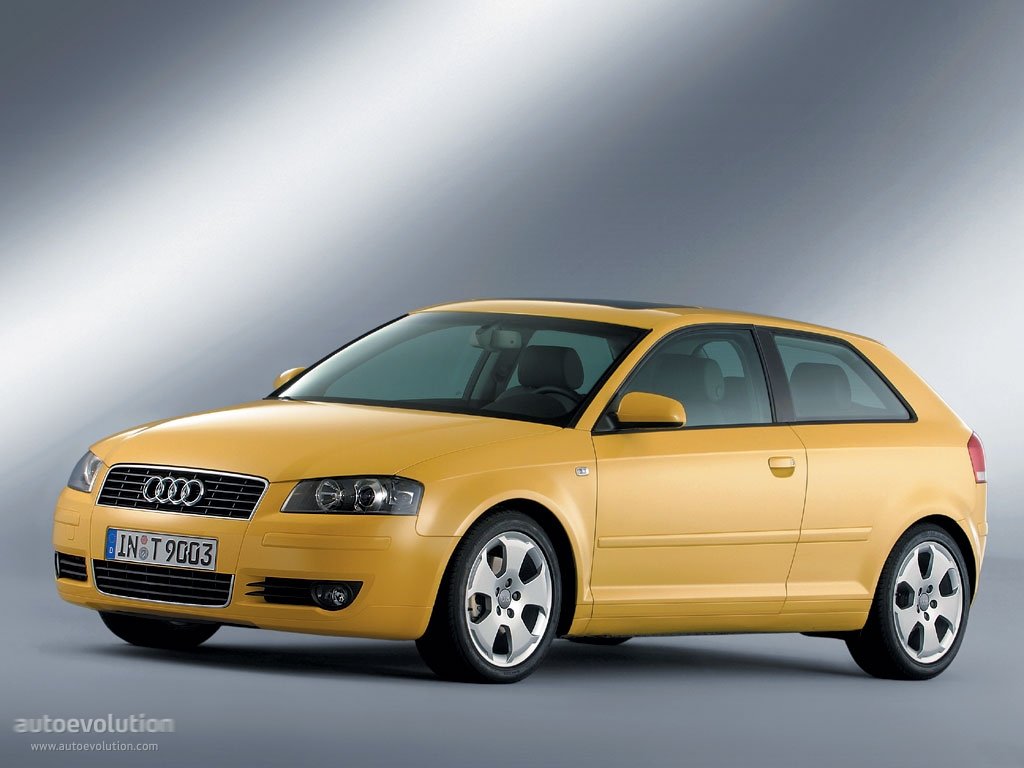 audi a3 specs 2003 2004 2005 autoevolution. Black Bedroom Furniture Sets. Home Design Ideas