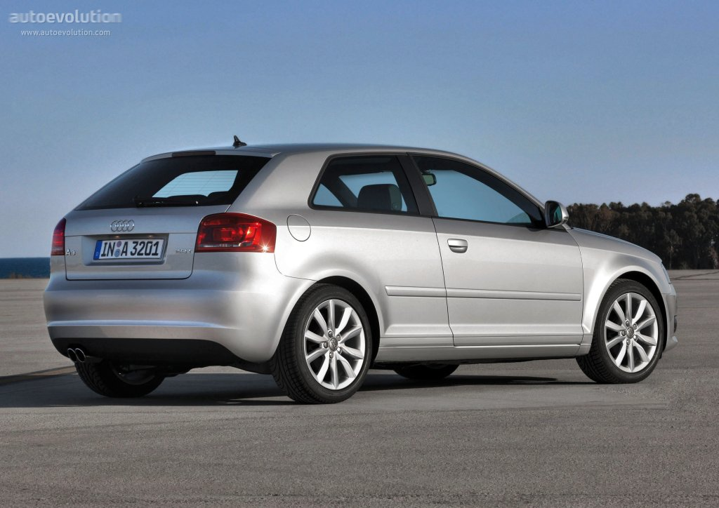 audi a3 specs 2008 2009 2010 2011 2012 autoevolution. Black Bedroom Furniture Sets. Home Design Ideas