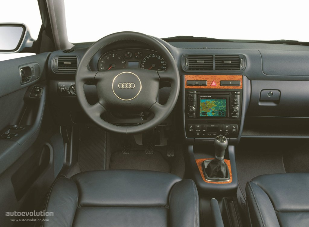 Audi a3 sportback specs 1999 2000 2001 2002 2003 for Finition interieur