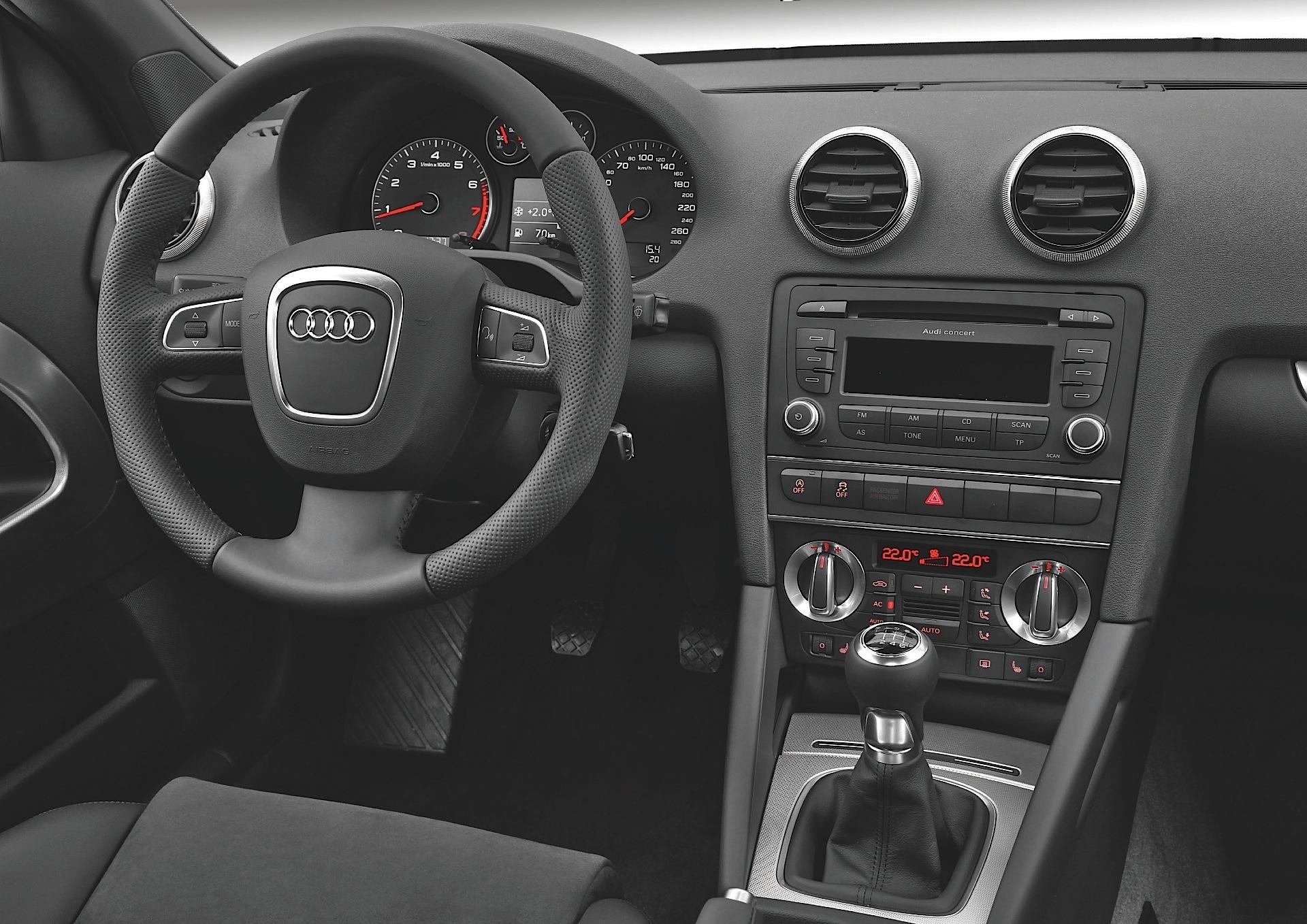 Audi A3 Cabriolet Specs Photos 2008 2009 2010 2011 2012 2013 Autoevolution