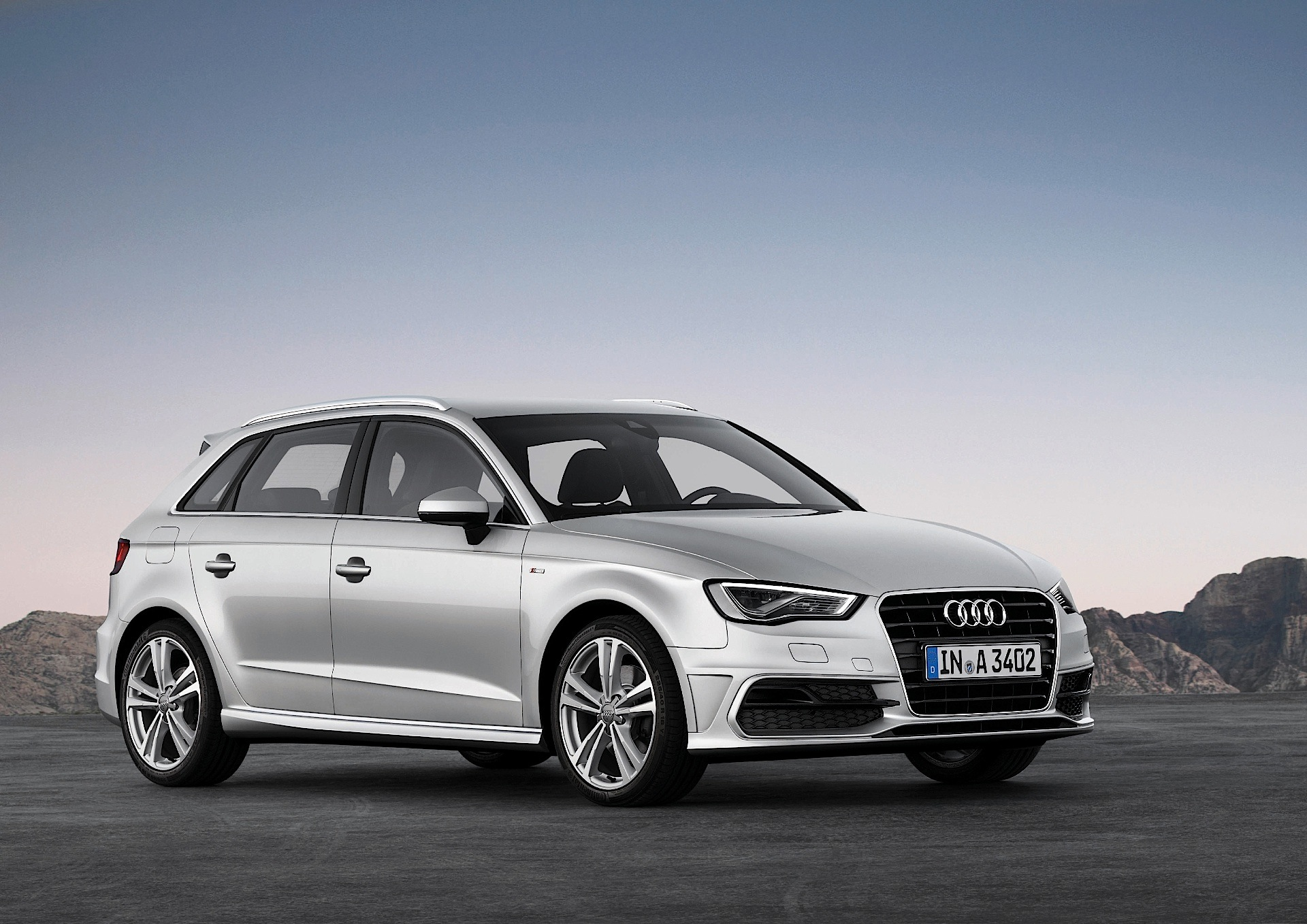 audi a3 sportback 5 doors specs photos 2012 2013. Black Bedroom Furniture Sets. Home Design Ideas