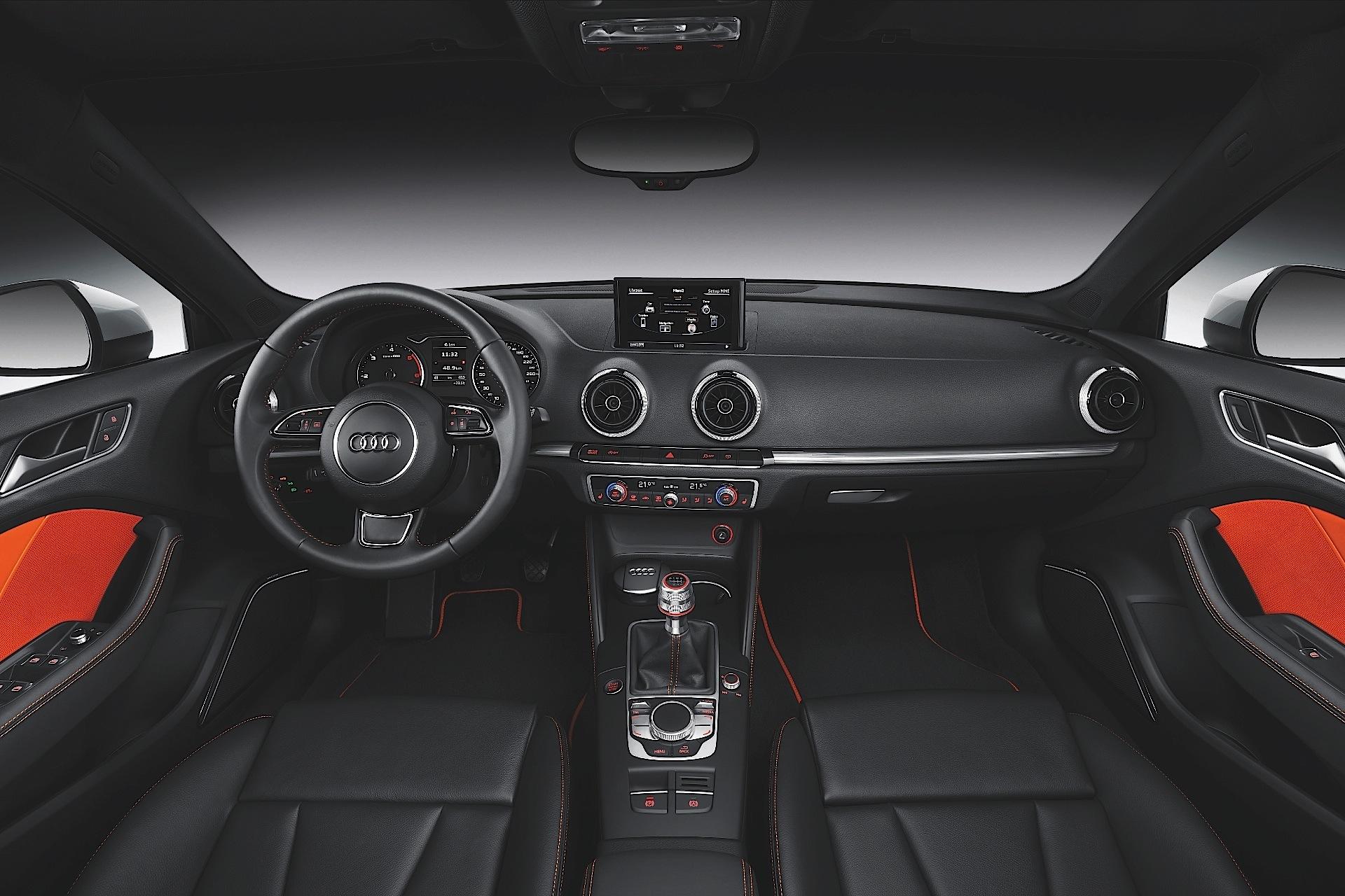 AUDI A3 Sportback (5 doors) specs & photos - 2012, 2013 ...