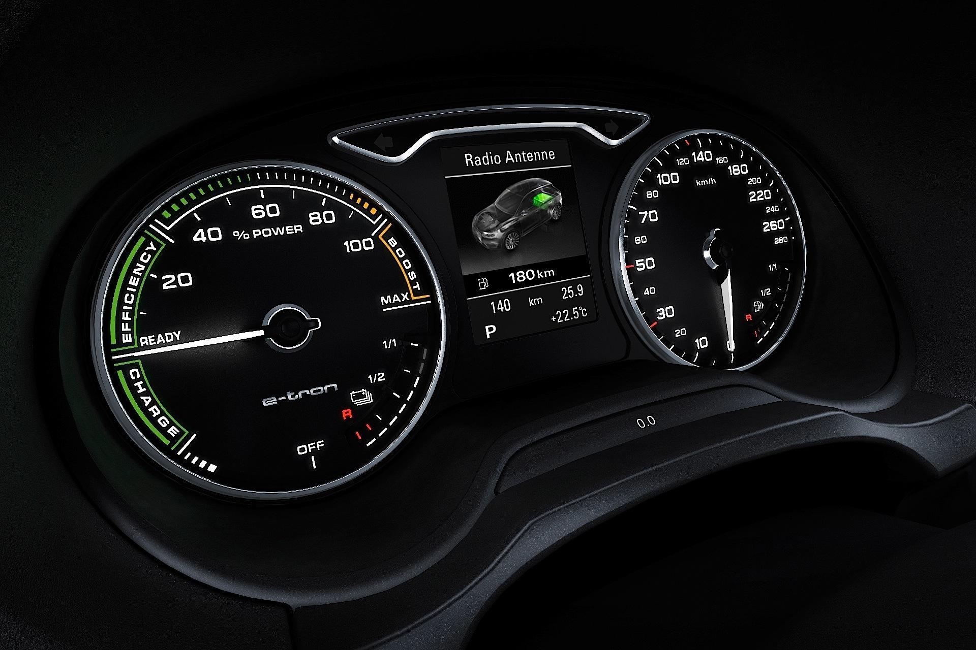 Audia Sportbacke Tron
