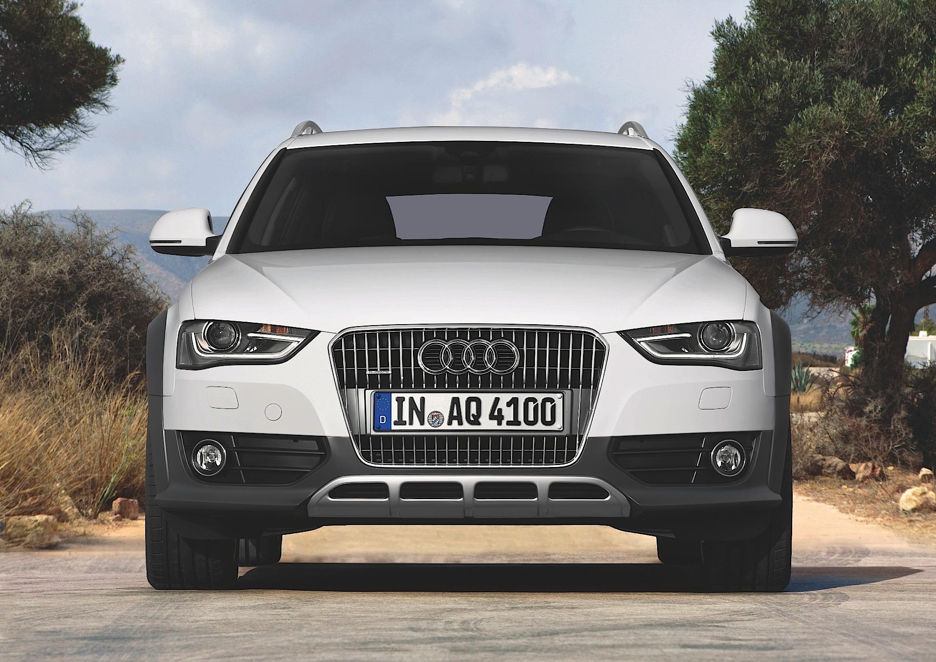 Kelebihan Audi A4 Allroad 2014 Spesifikasi