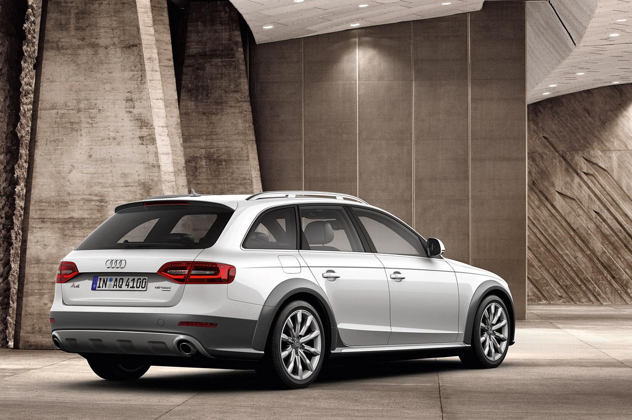 Audi A4 Allroad 2017 Present
