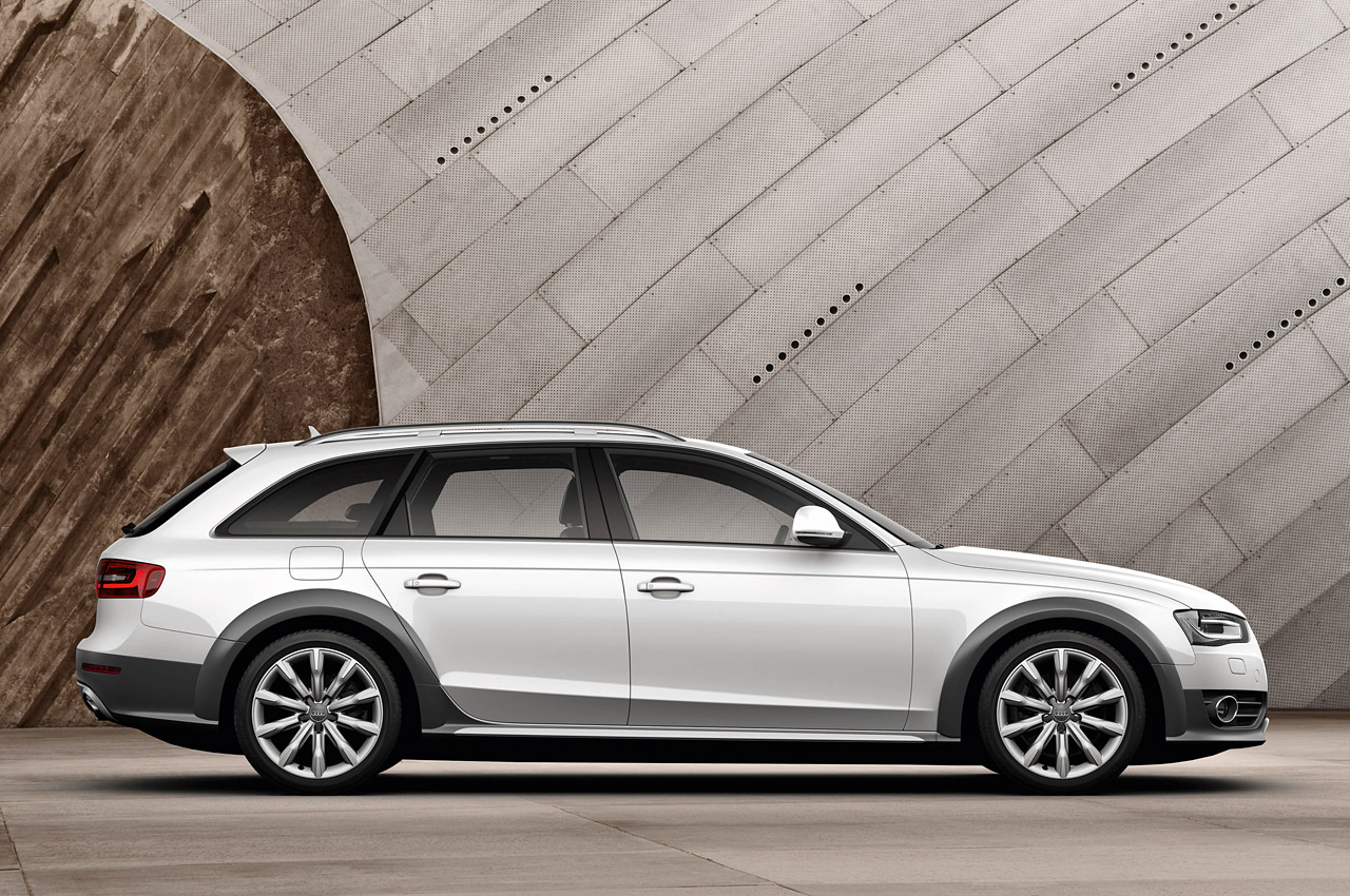 Audi A4 Allroad Specs Amp Photos 2012 2013 2014 2015 2016 2017 2018 2019 Autoevolution