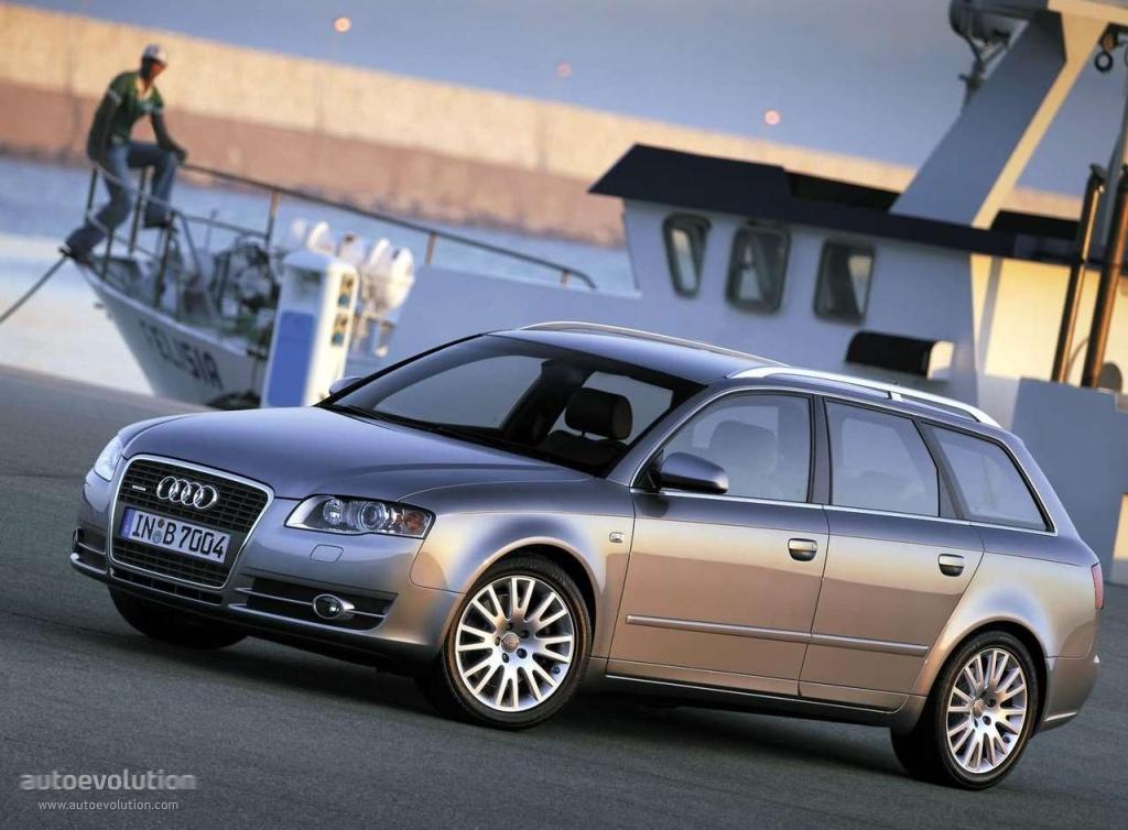 Audi A4 Avant Specs Amp Photos 2004 2005 2006 2007