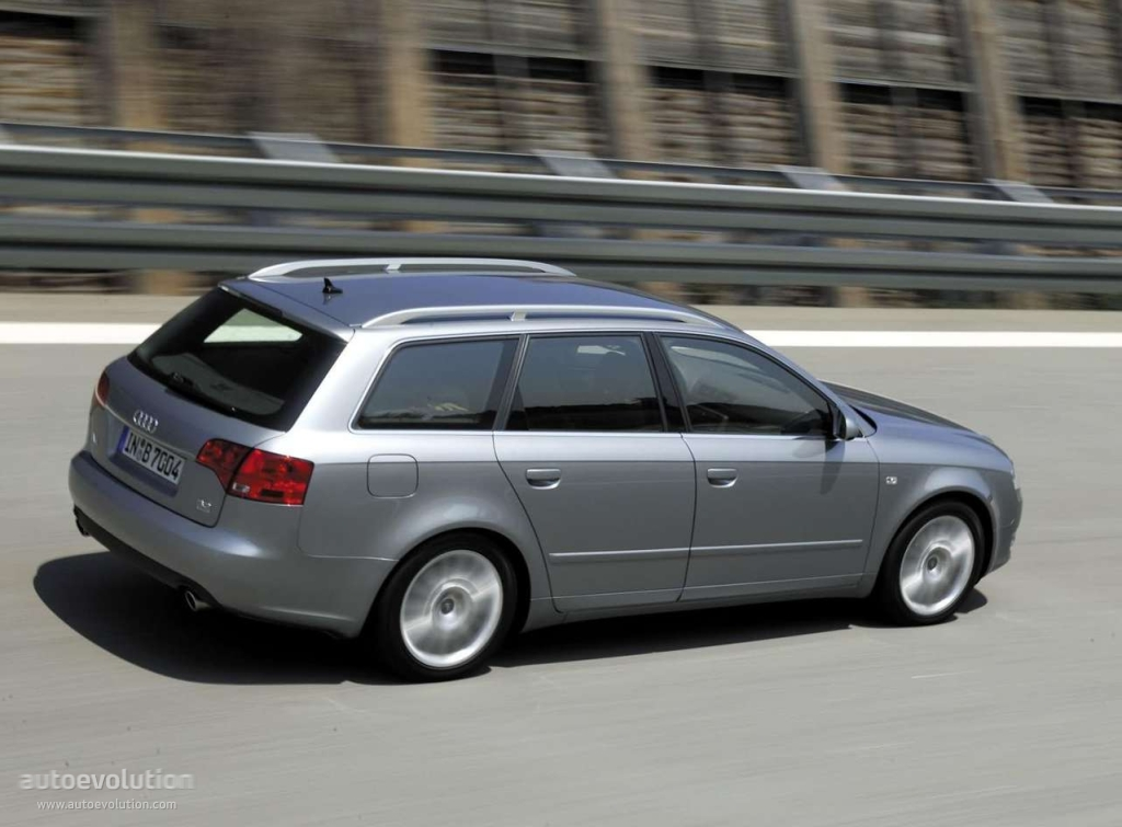 AUDI A4 Avant specs & photos - 2004, 2005, 2006, 2007 - autoevolution
