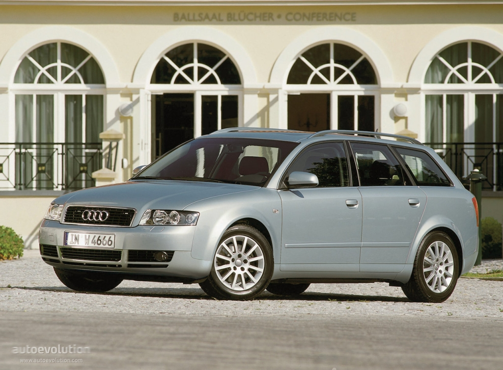 audi a4 avant specs photos 2001 2002 2003 2004 autoevolution. Black Bedroom Furniture Sets. Home Design Ideas
