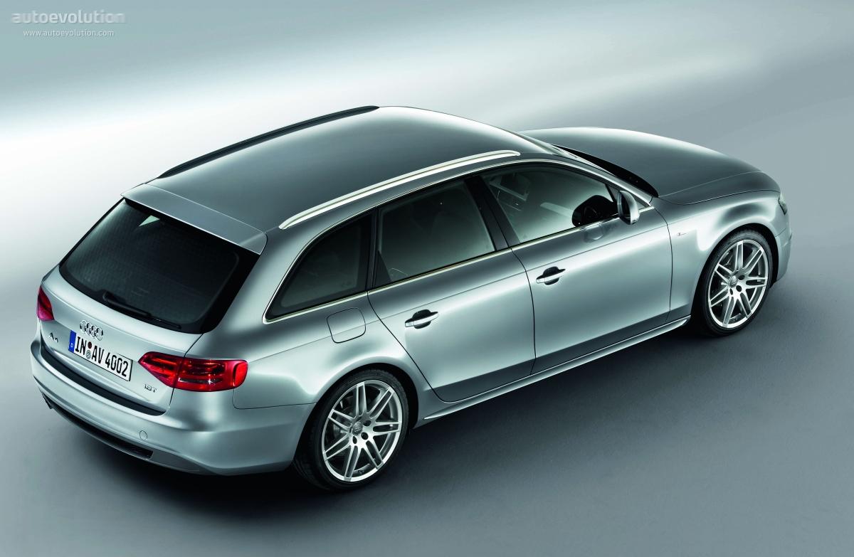 Kelebihan Audi A4 Avant Quattro Top Model Tahun Ini