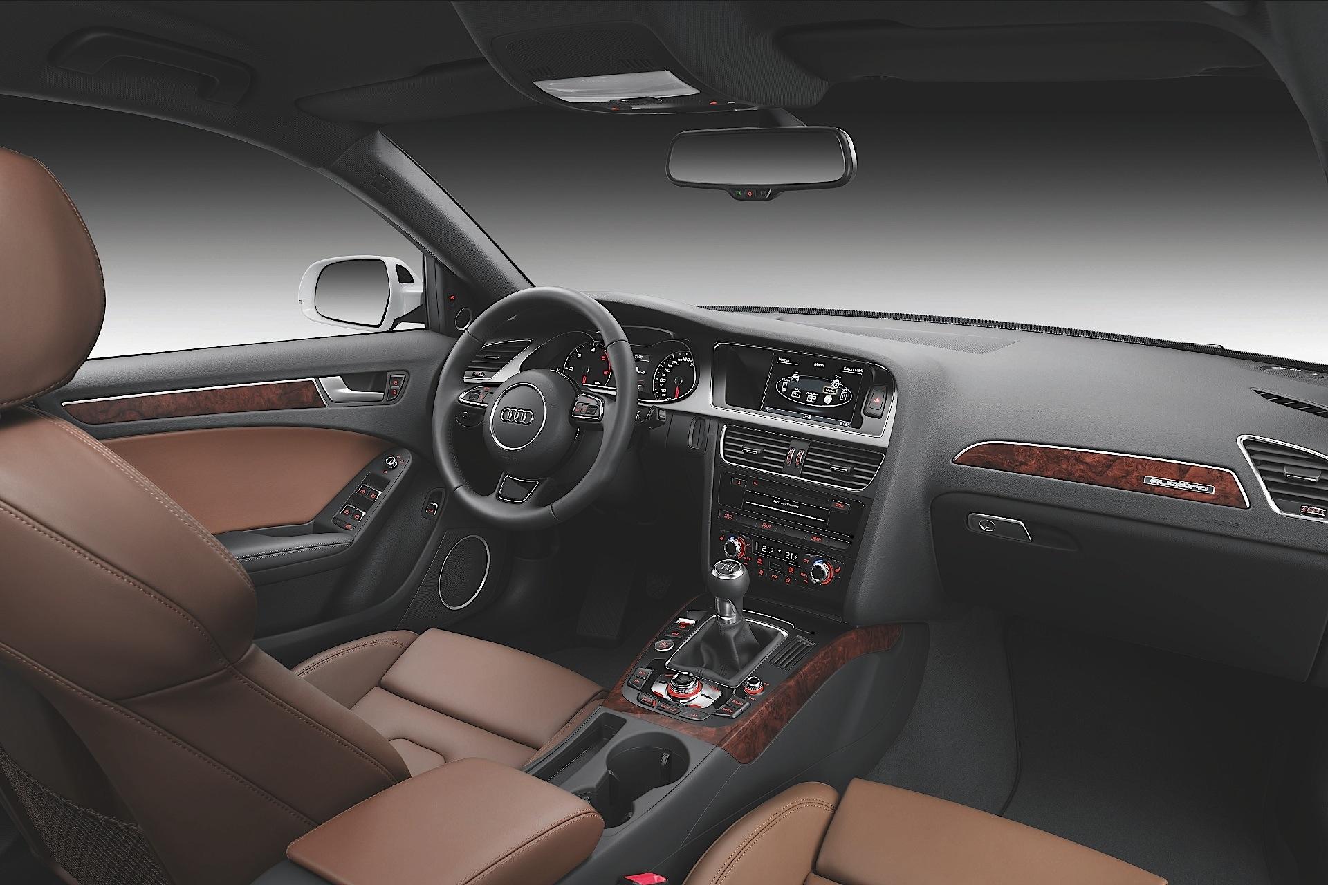 Audi A4 Avant Specs Photos 2008 2009 2010 2011 2012