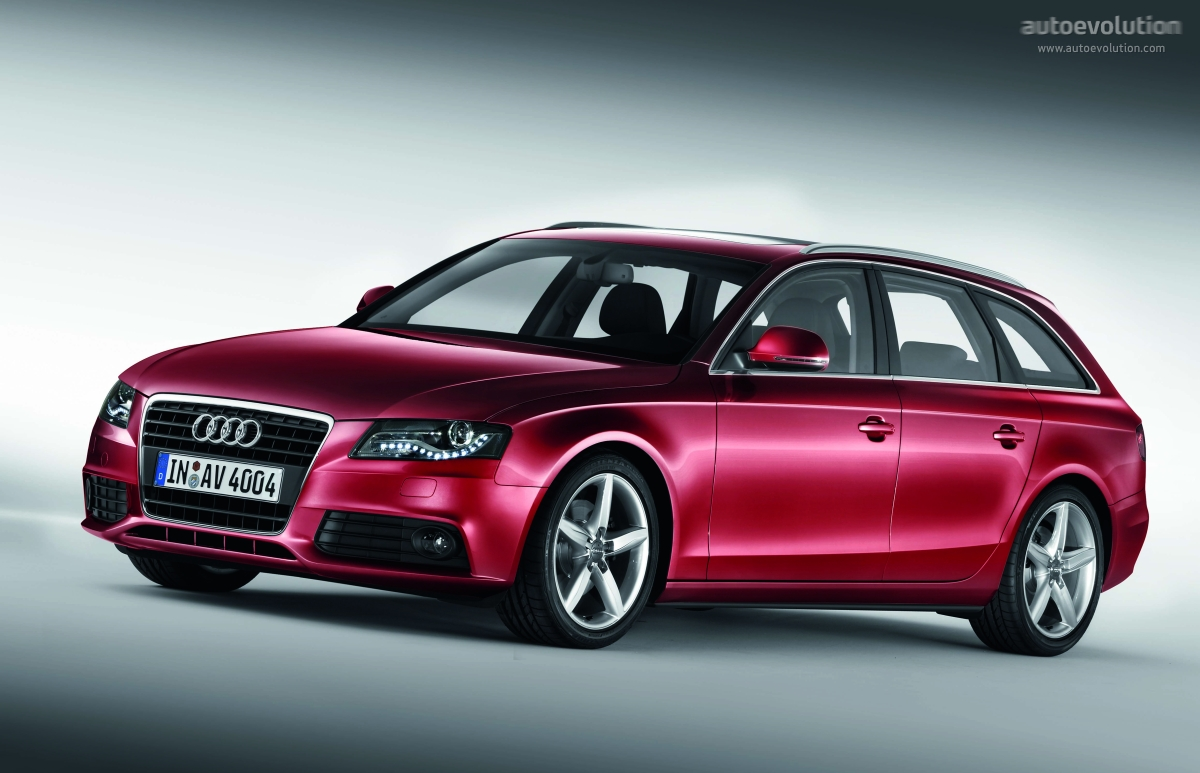 audi a4 avant specs photos 2008 2009 2010 2011. Black Bedroom Furniture Sets. Home Design Ideas