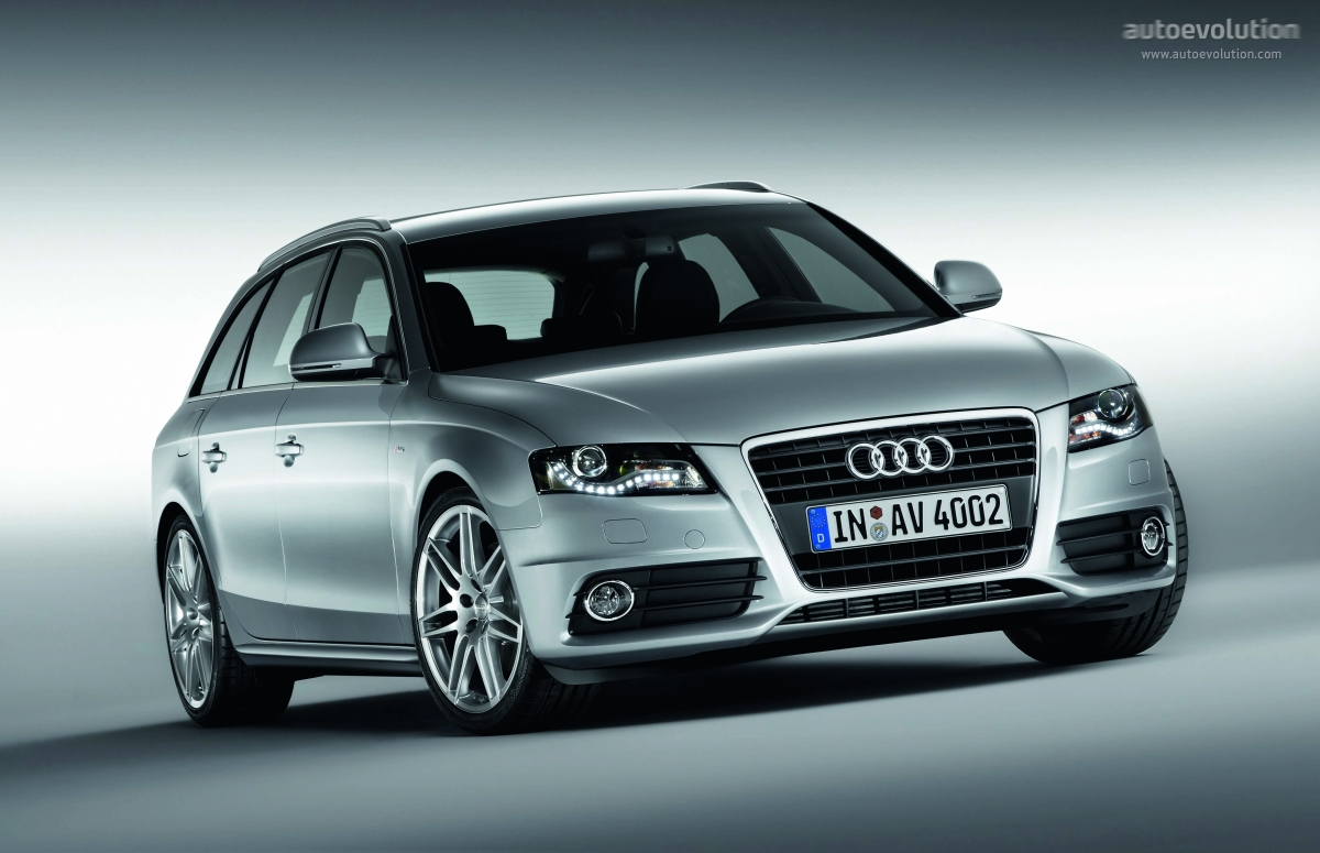 audi a4 avant specs 2008 2009 2010 2011 2012 autoevolution. Black Bedroom Furniture Sets. Home Design Ideas