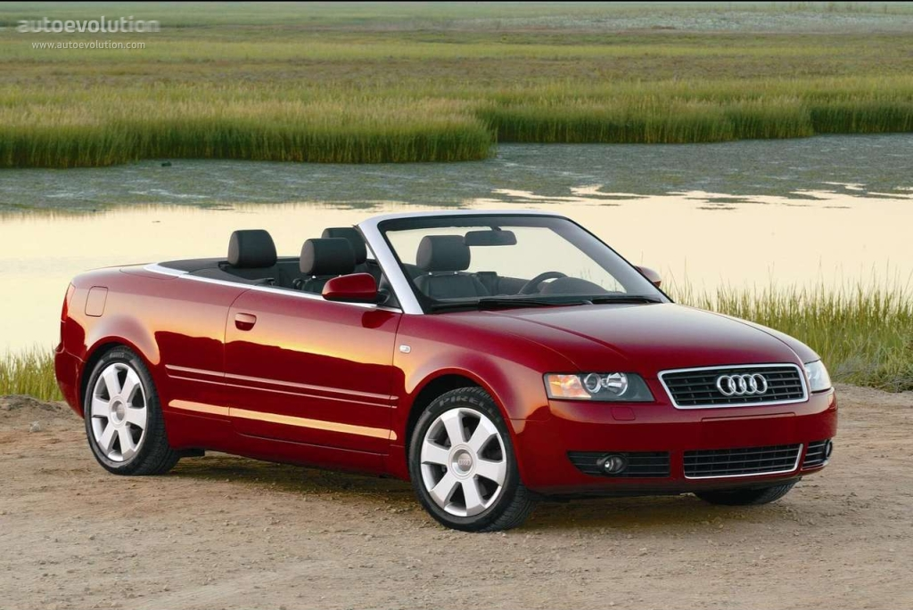 audi a4 cabriolet 2002 2005. Black Bedroom Furniture Sets. Home Design Ideas