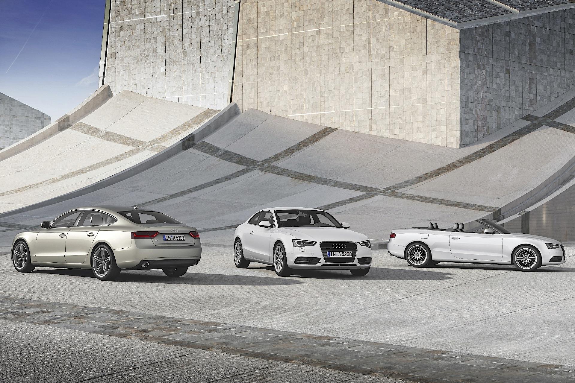 Audi A5 Sportback Specs Photos 2009 2010 2011 Autoevolution