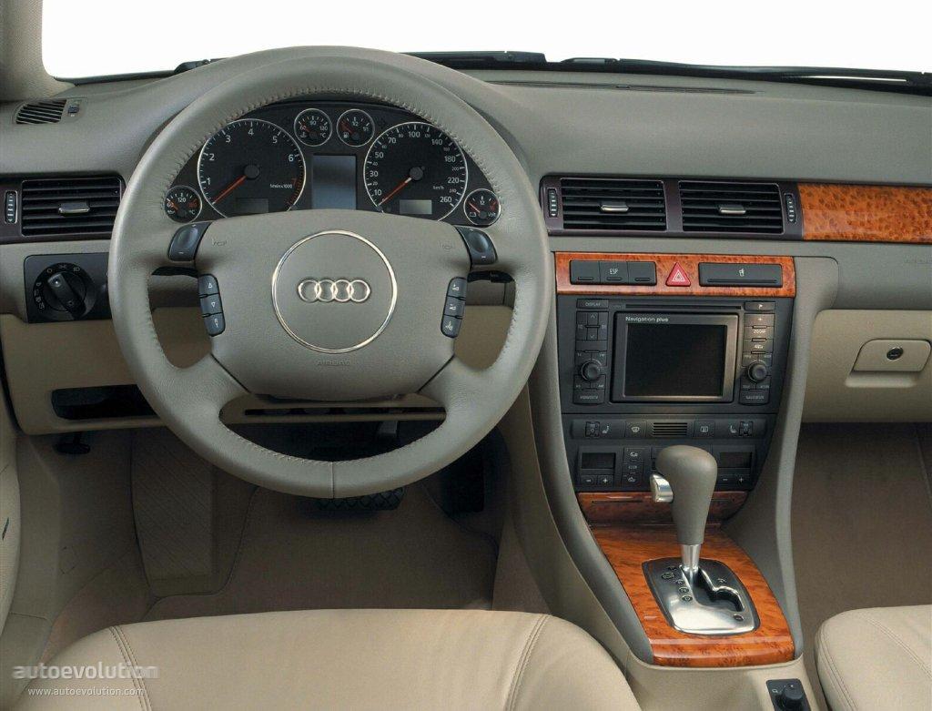 Audi A6 1997 1998 1999 2000 2001 Autoevolution