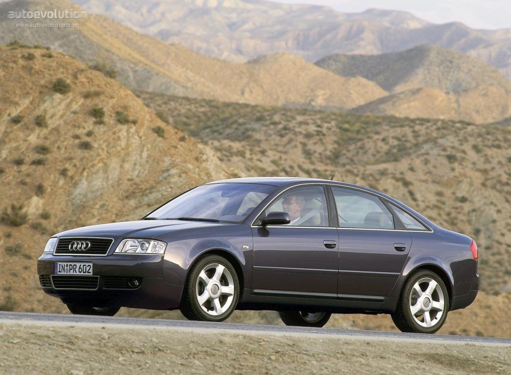 Audi A6 2001 2004