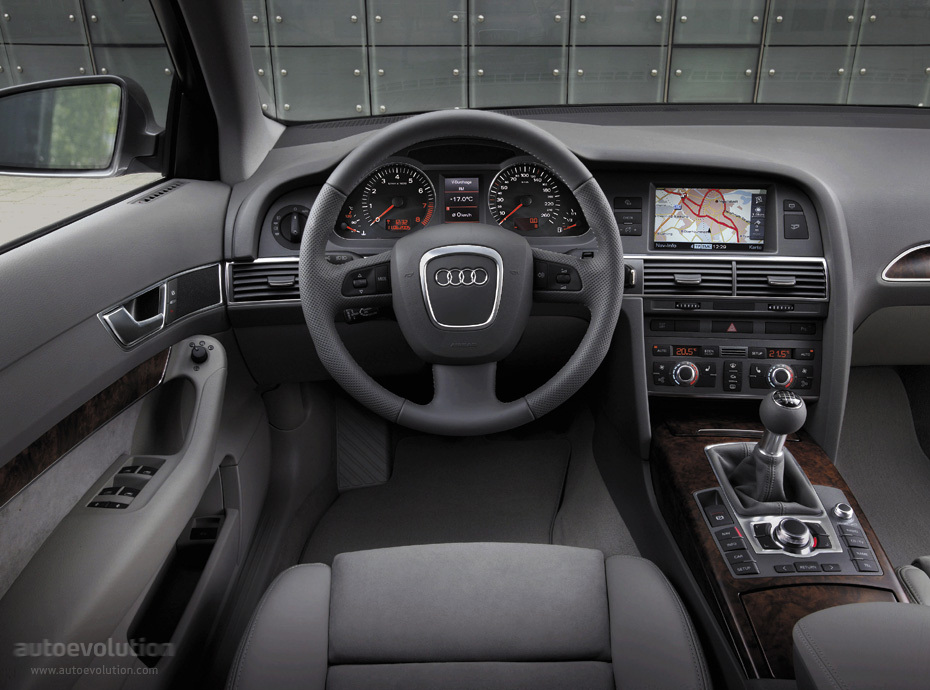 audi a6 specs 2005 2006 2007 2008 autoevolution. Black Bedroom Furniture Sets. Home Design Ideas