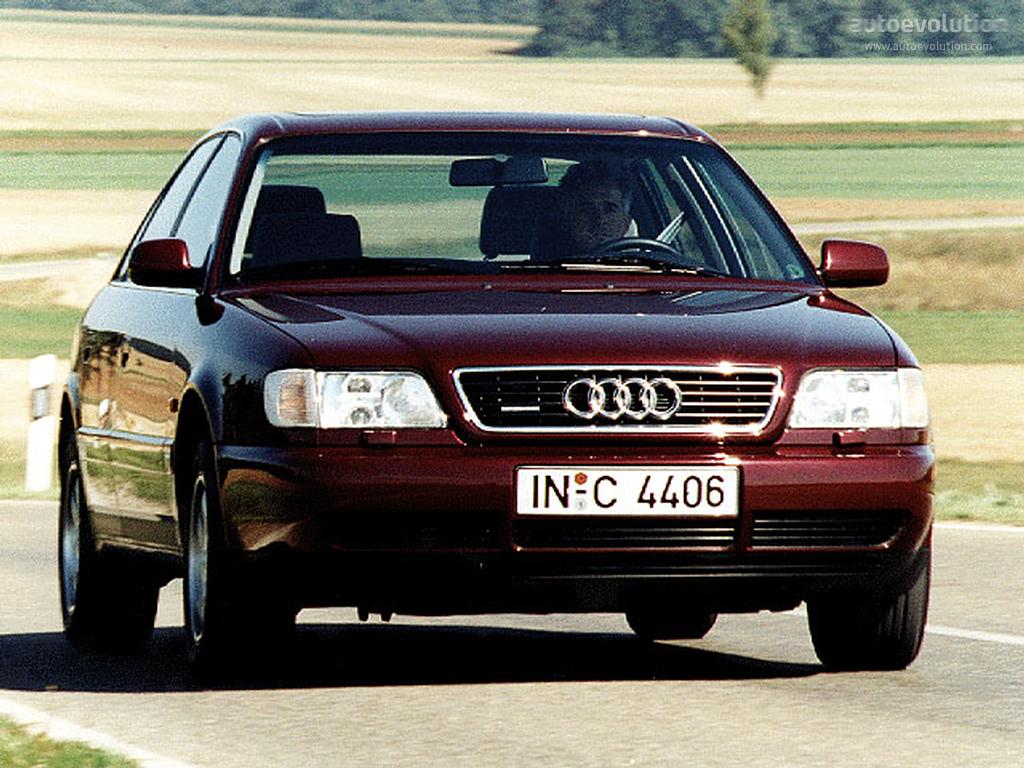 Audi A6 C4 1994 1995 1996 1997 Autoevolution
