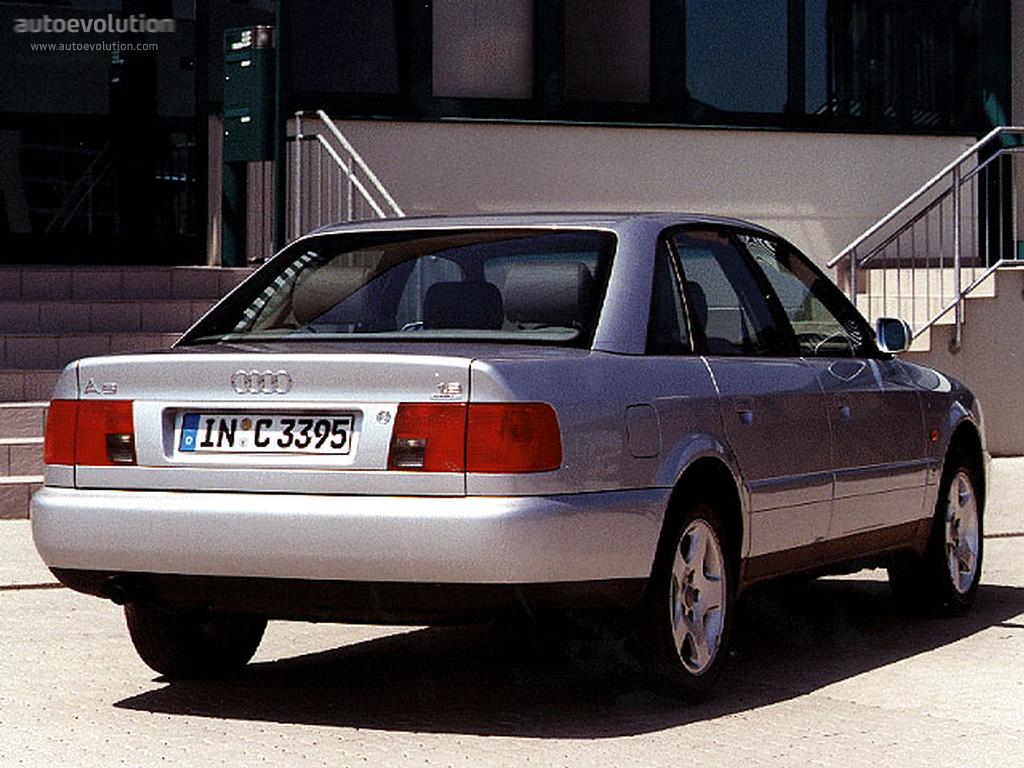 AUDI A C Specs Autoevolution - Audi car 1996