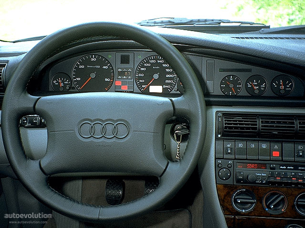 Audi A6 C4 Specs Amp Photos 1994 1995 1996 1997 Autoevolution
