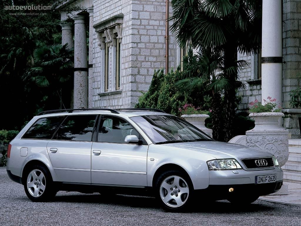 audi a6 avant specs photos 1998 1999 2000 2001 autoevolution. Black Bedroom Furniture Sets. Home Design Ideas